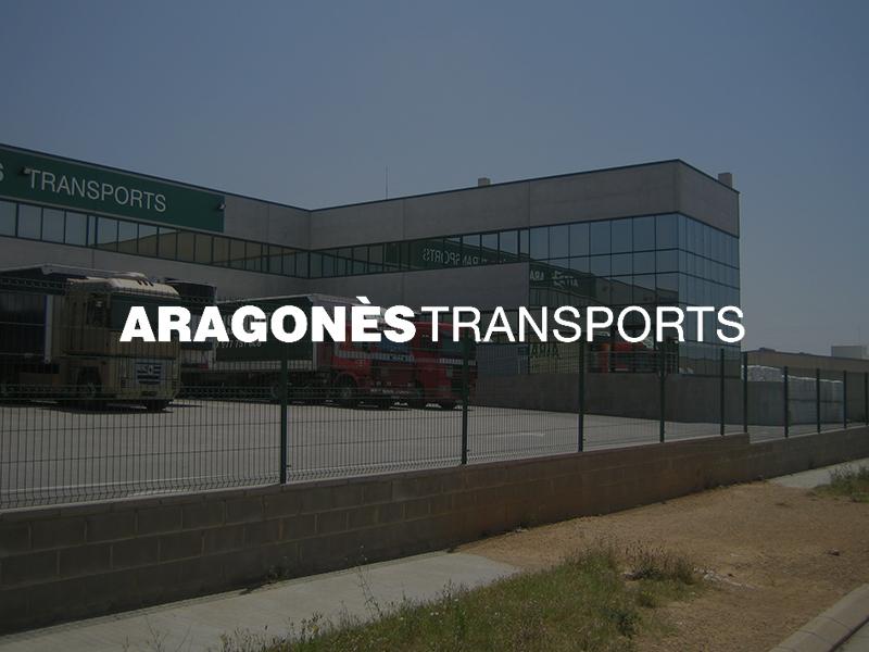 Magatzem logístic i oficines per a empresa de transports