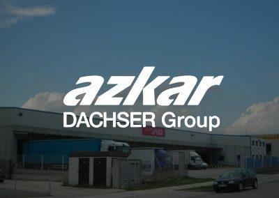 Almacén logístico, oficinas y vestuarios para empresa de transportes