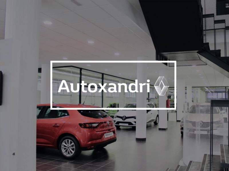 Reforma de la sala de vendes del grup Renault a Tarragona, Reus i Valls