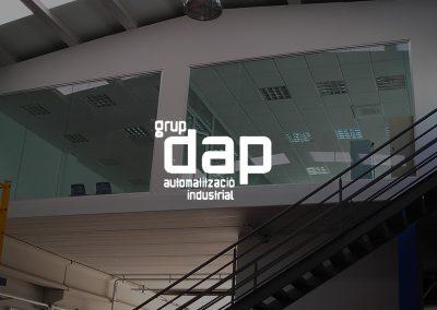 Reforma integral oficines-magatzem noves instal·laciones DAP
