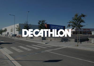Centro comercial Decathlon Lleida