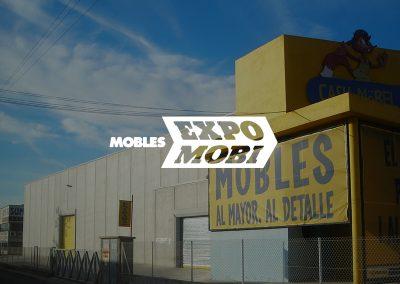 Construcción nave exposición comercial (Tarragona)