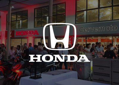 Construcción del nuevo concesionario Honda Reus