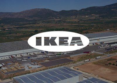 Adequació del nou magatzem a Valls