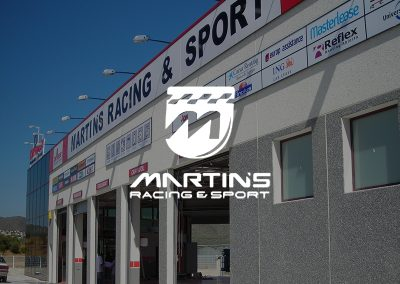 Nave taller comercial Martins Racing Sport