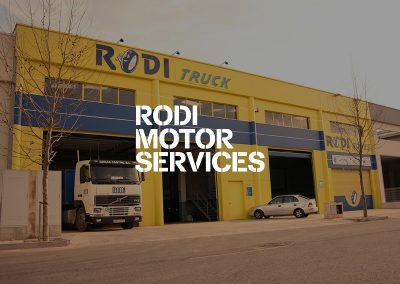 Adequación nave taller de neumáticos Rodi