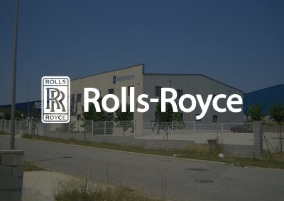Rolls Royce Marine España