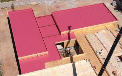 La poliurea, material esencial per a la impermeabilització