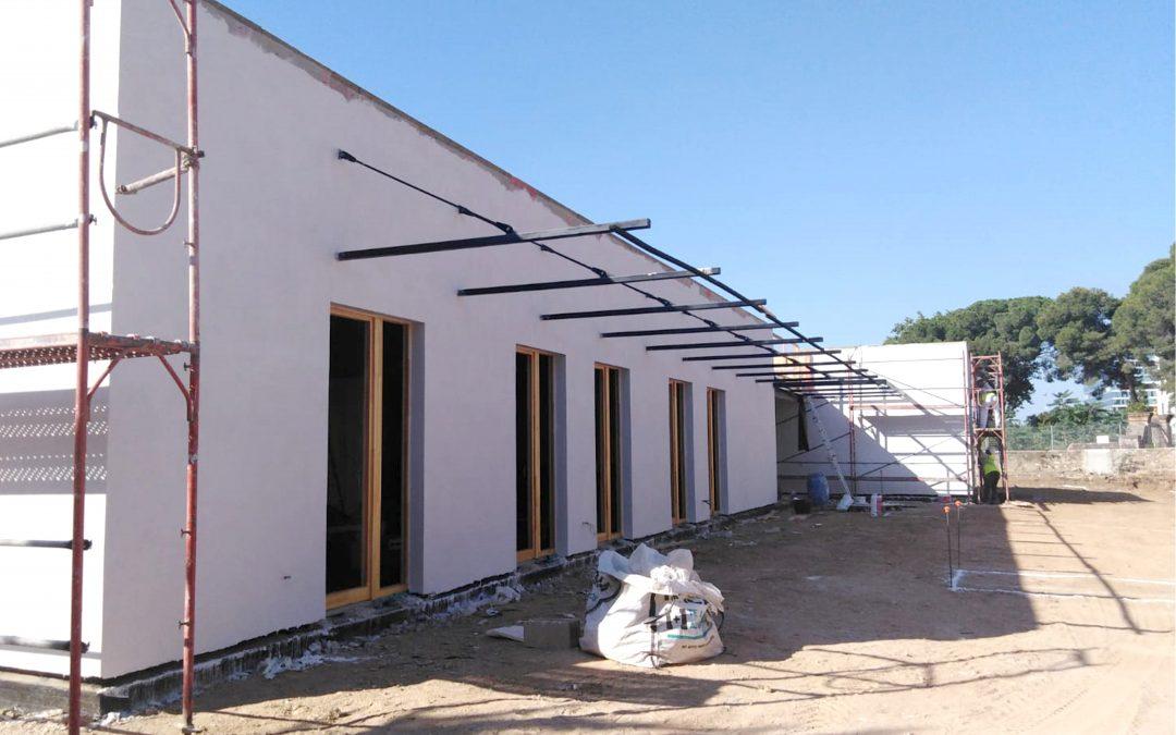 Construcción del Centro de Alzheimer Fundación Rosa María Vivar