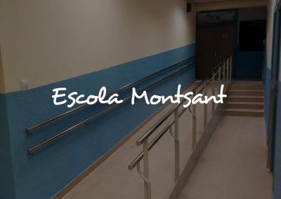 Supressió de barreres arquitectòniques – Escola Montsant de Reus