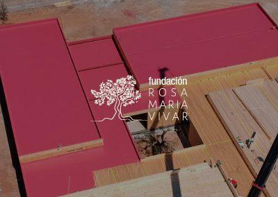 Construcció del centre d'Alzheimer Rosa Maria Vivar