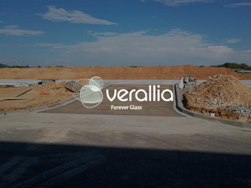 Campa de formigó – Verallia