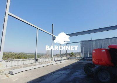 Ampliación de la planta de producción de Bardinet,SA -Ron Negrita