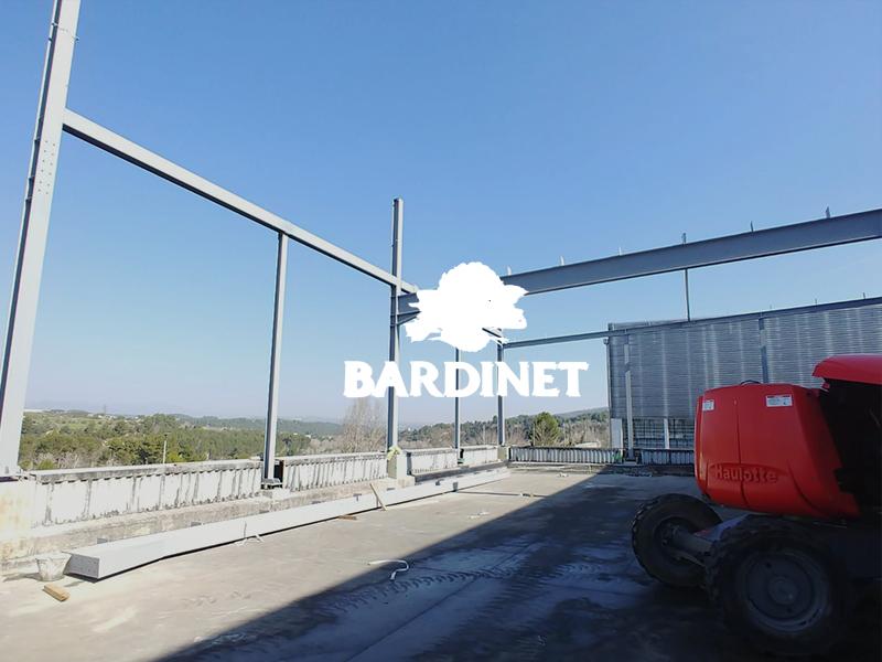 Ampliació de la planta de producció de Bardinet,SA -Ron Negrita