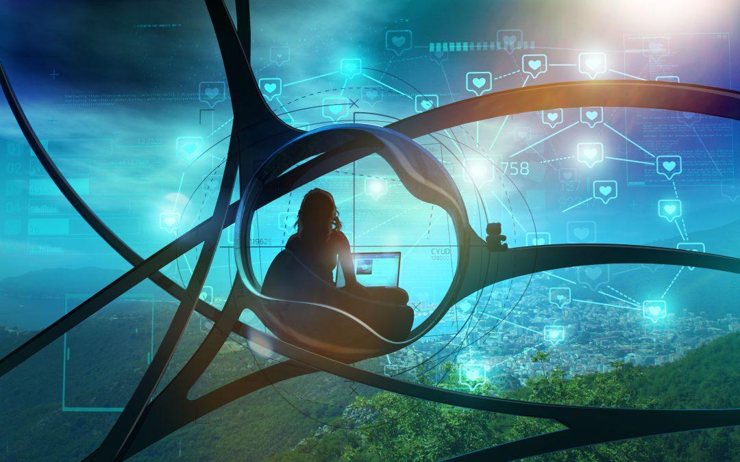 Cyber Hut, cases del futur