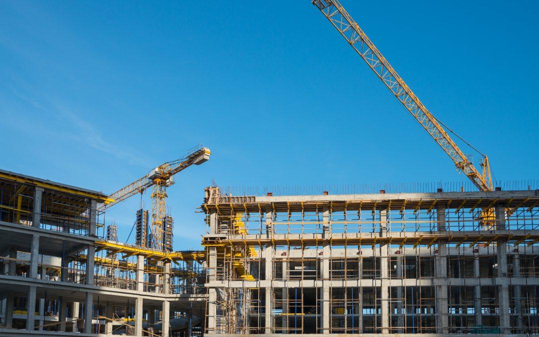 El preu en la construcció puja un 10%