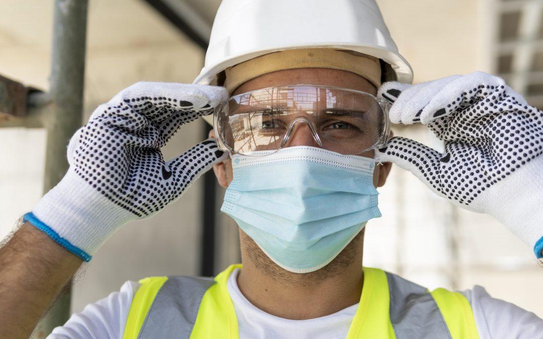 Riscos en el sector de construcció